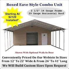 storage shed  carport cardinal buildings storage