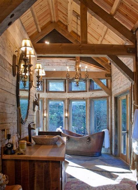 extremely small bathroom ideas 24 interiors in cabin log style messagenote