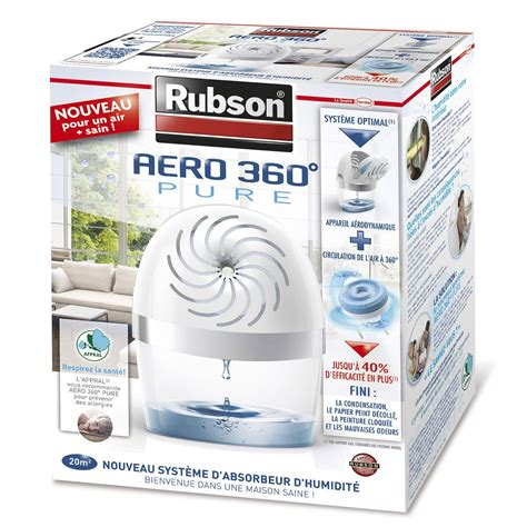 absorbeur d humidité absorbeur d humidit 233 une recharge a 233 ro 360 176 rubson 20 m 178