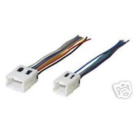 Stereo Wire Harness Nissan Altima Car
