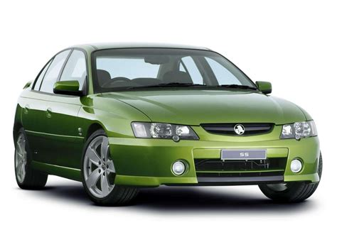 Holden VY Commodore SS (2003) - picture 8 of 49