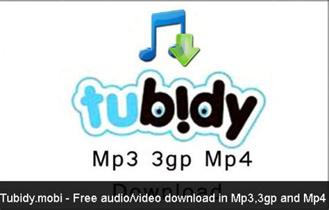 Tubidy app not just facilitates facebook video downloads, but also helps you take videos offline from other sites such as youtube, instagram, and. Tubidy Mp3 - MP3views
