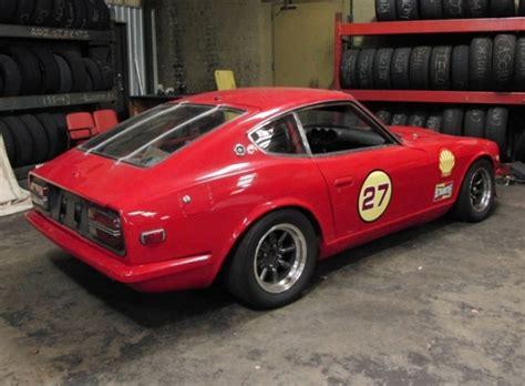 Datsun Race Car by Bat Exclusive Winning 1971 Datsun 240z Race Car Bring A