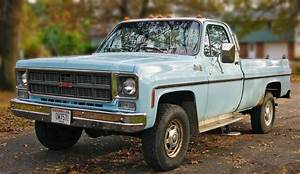 1977 Gmc Sierra Grande 25 Camper Special For Sale
