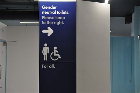 Gender Neutral Bathrooms Debate by New Gender Neutral Bathrooms Open At Mile End Library