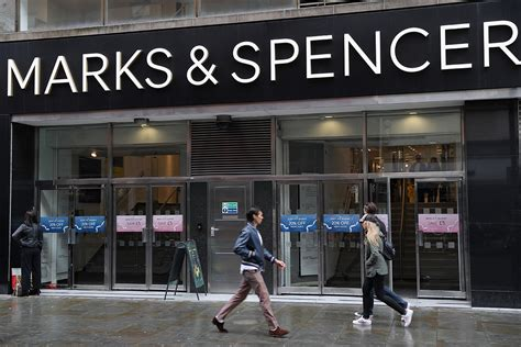 M&s To Close Six Stores As It Bids To 'stay In Tune' With
