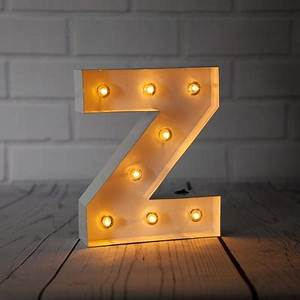 Battery Operated Snowflake Lights With Timer White Marquee Light Letter 39 Z 39 Led Metal Sign 8 Inch