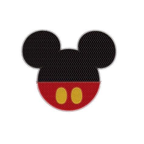 zig zag applique mickey mouse zig zag applique design