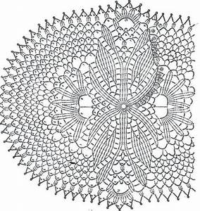 Crochet Doilies  Doilies Crochet And Patterns On Pinterest