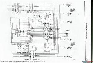1991 Cougar Wiring Diagram