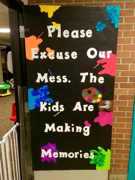excuse  mess  kids  making memories