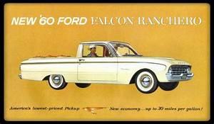 2a 1960 Ford Falcon Ranchero