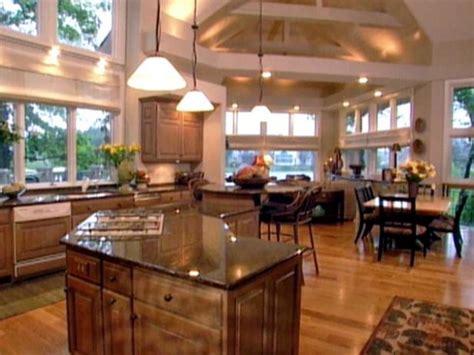 Kitchen Remodel Lighting Video Hgtv
