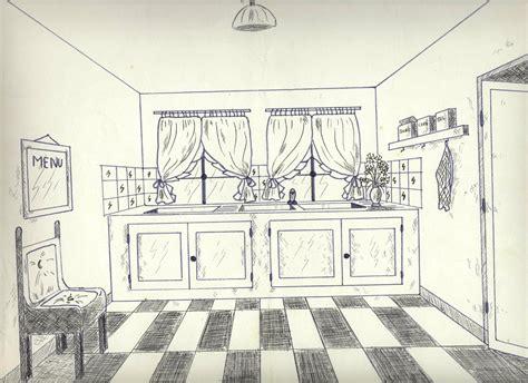 dessin en perspective d une chambre arts plastiques chambre en perspective solutions pour la