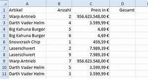 Uhrzeit Berechnen Excel : excel wverweis funktion am beispiel erkl rt ~ Themetempest.com Abrechnung
