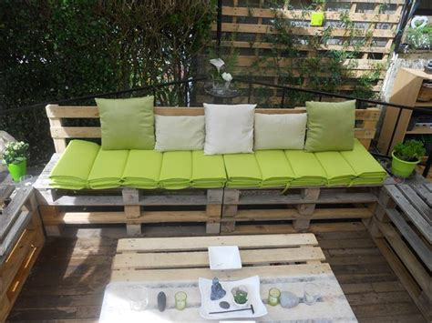 diy patio furniture out of pallets diy pallet patio furniture pallet deck