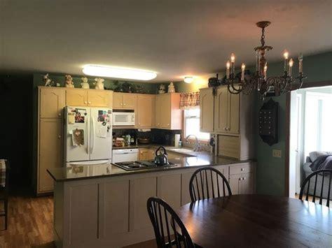 ideas  replacing  kitchen fluorescent light fixture hometalk