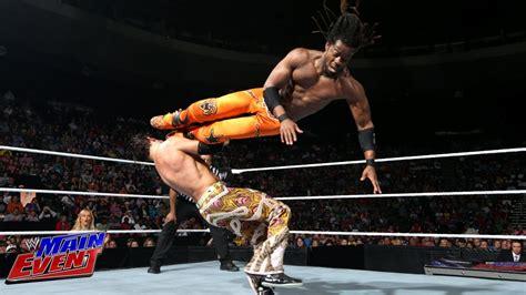 Kofi Kingston vs. Fandango: WWE Main Event, Sept, 18, 2013 ...