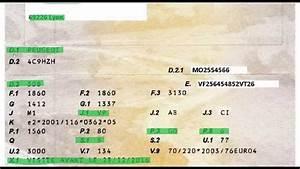 Voiture Accidente Avec Carte Grise : carte grise l 39 ors d 39 un achat de voiture d 39 occasion youtube ~ Medecine-chirurgie-esthetiques.com Avis de Voitures