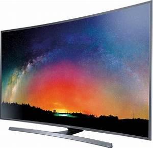 Samsung Wandhalterung 55 Zoll : samsung ue55js8590 curved led fernseher 138 cm 55 zoll 2160p suhd smart tv online kaufen ~ Markanthonyermac.com Haus und Dekorationen