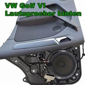 Vito Lautsprecher Hinten Einbauen : vw golf 6 lautsprecher hinten tauschen ~ Kayakingforconservation.com Haus und Dekorationen
