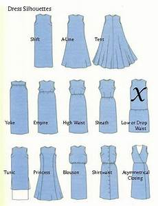 1000  Images About Dress Silhouettes On Pinterest
