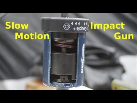 how do cordless ls work slow motion how an impact wrench works youtube