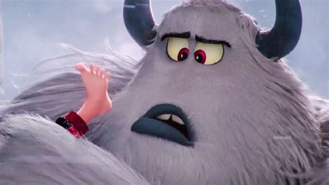 smallfoot trailer previews channing tatums yeti