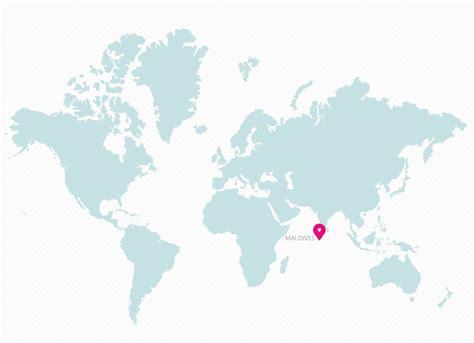 Carte Du Monde Avec Maldives brin de bl 233 les maldives une 238 le l oc 233 an indien