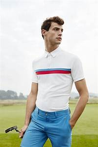Bridging fashion and function on and off the course. # ...
