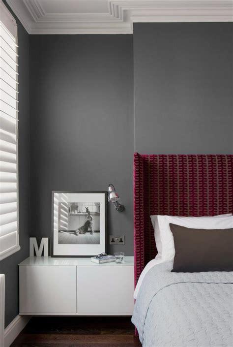 couleur pour chambre la couleur bordeaux un accent dans l intérieur contemporain