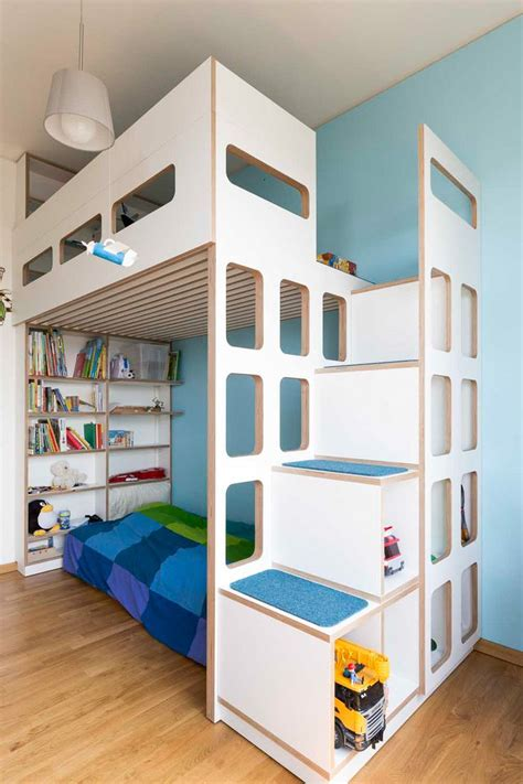 Kinderzimmer Ideen Hochbett by Die Besten 25 Hochbett Kinder Ideen Auf