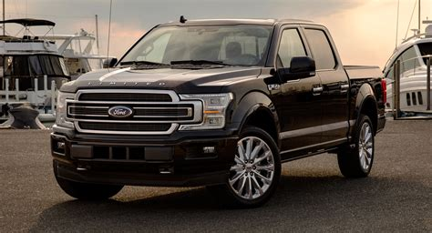 2019 Ford F150 Limited Offers Raptor Power In A More