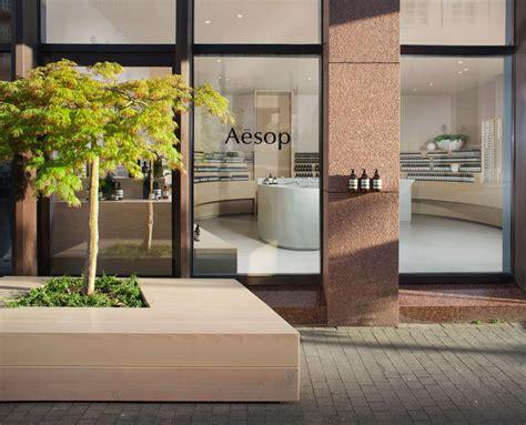 Interior Design Düsseldorf by Sn 248 Hetta Adds To Its Aesop Portfolio With Singapore