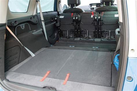 renault grand scenic interior autocar
