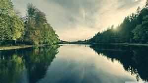 Nature River Wallpaper Hd Fresh Pure Nature â ¤ 4k Hd ...