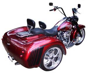 Independent Rear Suspension & Body Kit (Harley Only)