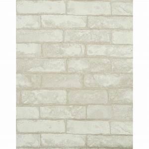 York Wallcoverings Brick Wallpaper