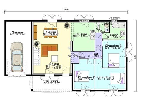 logiciel plans de maison 8 plan maison individuelle evtod