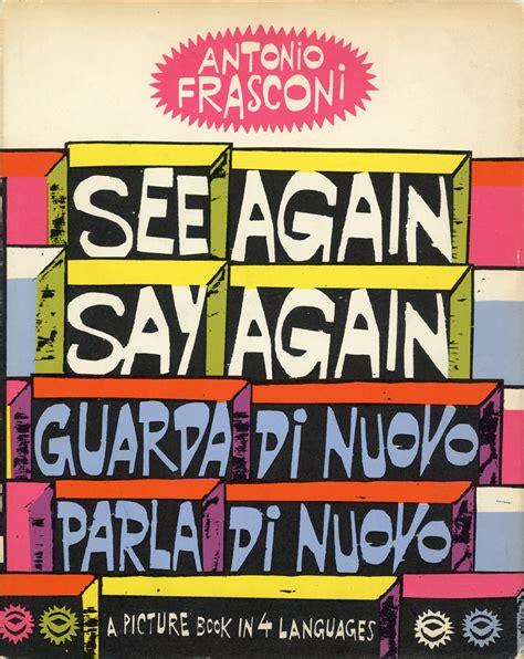 Letterology The Lasting Impressions Of Antonio Frasconi