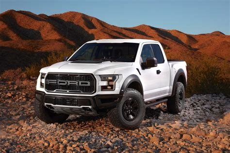 Of A 2017 Ford Raptor by 2017 Ford Raptor Price Starting At 49 520 How High Will
