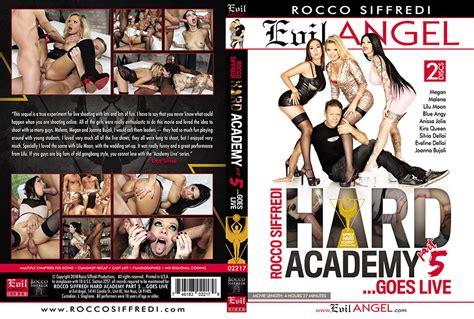 Rocco Siffredi Hard Academy 5 Жестокая Академия Rocco
