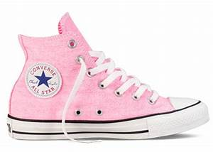 Converse Chuck Taylor All Star Hi Top Neon Pink F