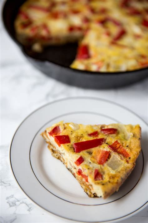 Simple Sweet Potato Frittata Recipe - PrepDish.com