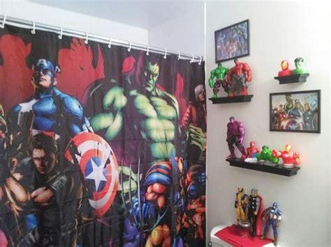 15+ Stunningly Festive Cheap Avengers Bathroom Decor Ideas