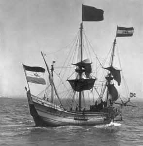 Henry Hudson Ship