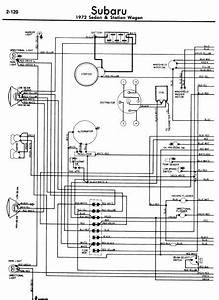 For A 2001 Subaru Wiring Diagrams