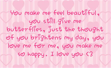 Information About You Make Me So Happy Quotes Yousenseinfo