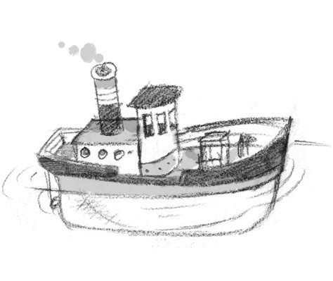 Ferry Boat Drawing Easy by Simple Boat Pencil Drawing Www Imgkid The Image