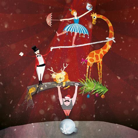 christmas at the circus cumbernauld theatre